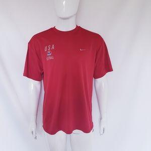 Nike USA Softball Shirt